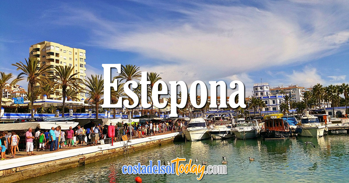 Estepona - Costa del Sol Today OG01