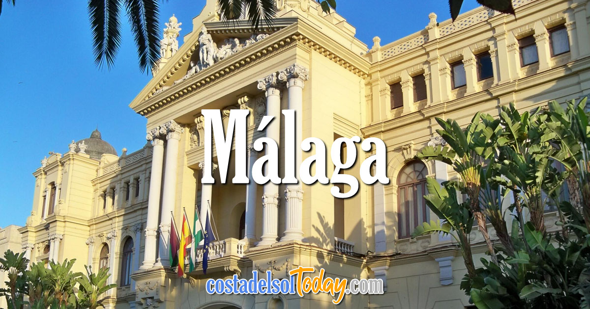 Málaga is a Stunning City and the Arrival Point for the Costa de Sol