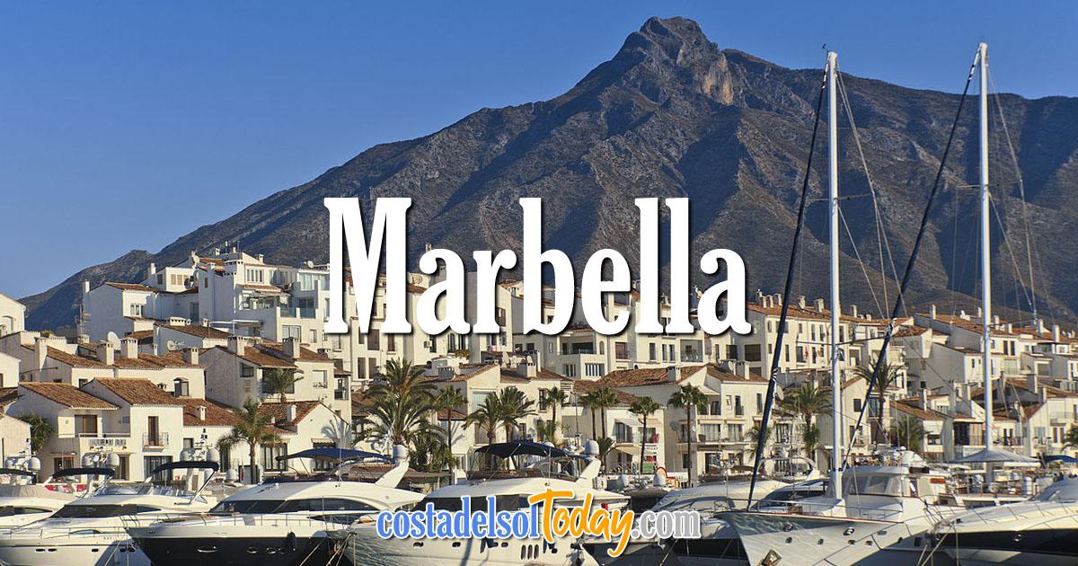 Marbella - Costa del Sol Today OG01