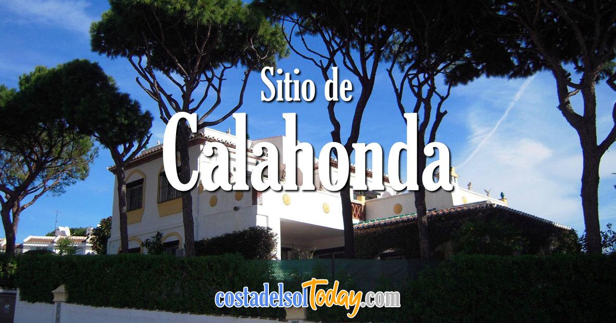 Sitio de Calahonda - Hiljainen kaupunki Marbellan ja Fuengirolan välissä.