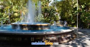 Central Circular Fountain, Alameda Park, Marbella, Spain OG01