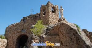Ermita de la Virgen de la Peña in Mijas Pueblo, Mijas Costa, Andalucia, Spain OG01