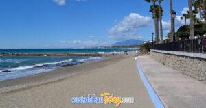 The Pristine Beach and Promenade in Marbella OG01